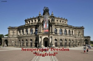 Siegfried @ Semperoper Dresden   Dresden   Sachsen   Deutschland