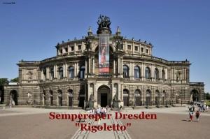 Rigoletto @ Semperoper Dresden | Dresden | Sachsen | Deutschland