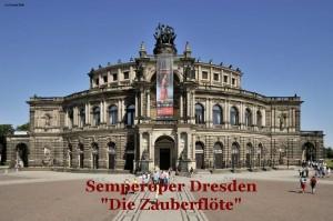 Die Zauberflöte @ Semperoper Dresden   Dresden   Sachsen   Deutschland