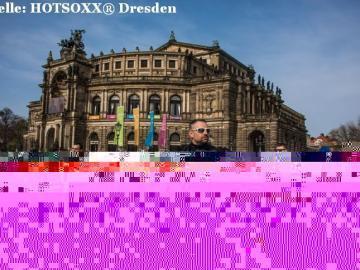 HOTSOXX® Stadtrundfahrt die ganz andere Stadtrundfahrt durch Dresden