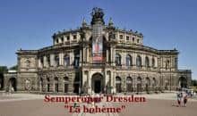 Semperoper La bohème