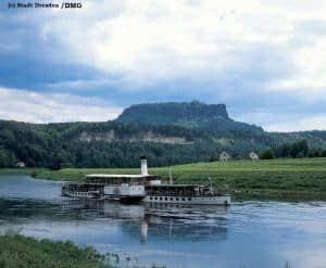Dampferfahrten ab Dresden