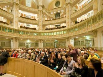 Frauenkirche Konzertplan 2018