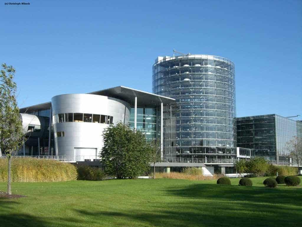 Gläserne Manufaktur der Volkswagen AG