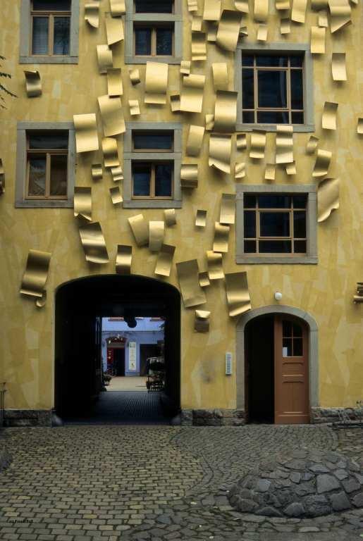 Szeneviertel in der Äußeren Neustadt