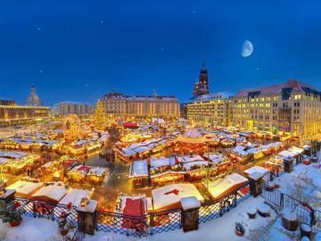 Weihnachten und Advent in Dresden