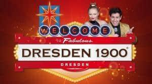 Dresden 1900 Weihnachten