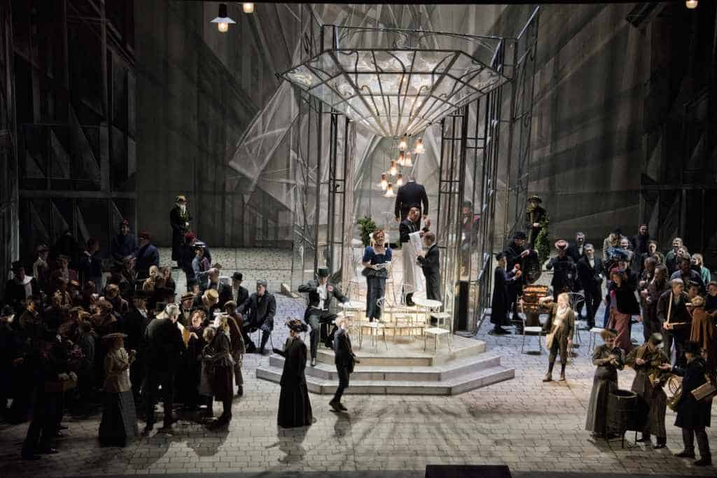 35 Jahre La Boheme in Dresden