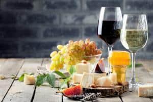 Weinverkostung Wackerbarth