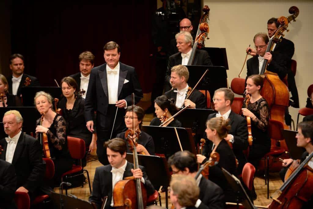 Sonderkonzert zum 470. Geburtstag der Sächsischen Staatskapelle Dresden