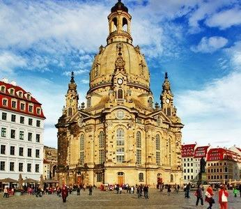 Frauenkirche Arrangements Dresden