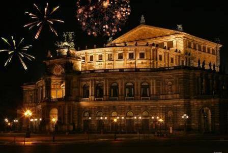 Silvesterkonzert in der Semperoper Dresden