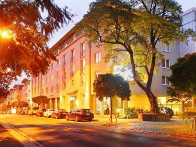 Best Western Macrander Hotel Dresden Hotelansicht